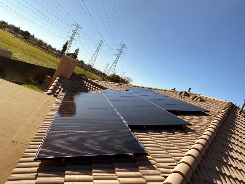 Residential solar system Bakersfield, CA